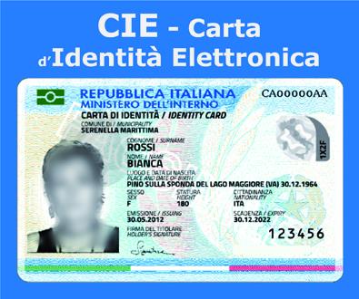 Carta identità elettronica cosa serve